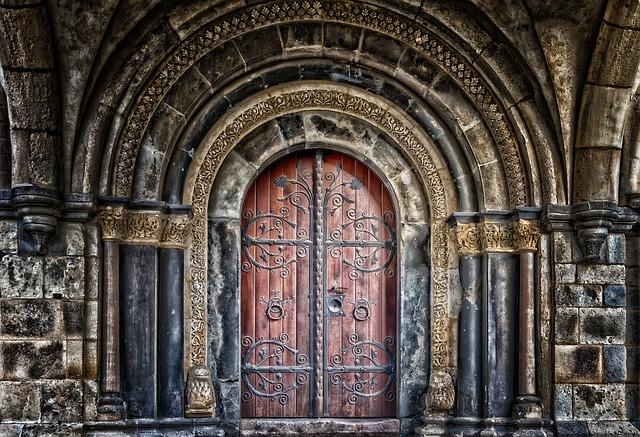historická brána