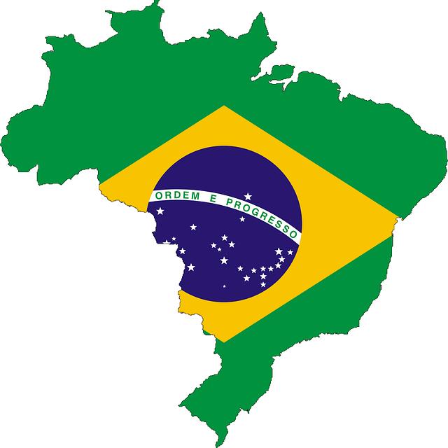 Brazília, vlajka, mapa.png